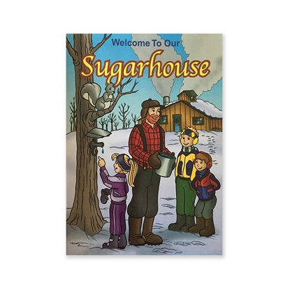 Picture of SUGARHOUSE COLORING BOOK