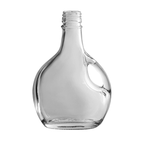 Picture of   GLASS BOTTLE BASQUAISES 500ML CLEAR