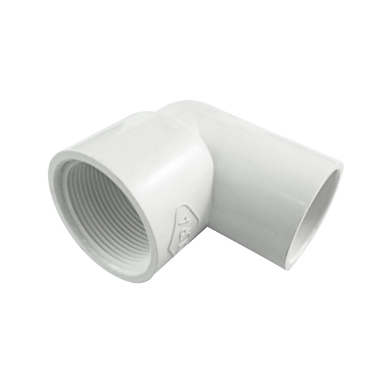 "Picture of PVC ELBOW 1-1/2"" 90° SP-FIPT"