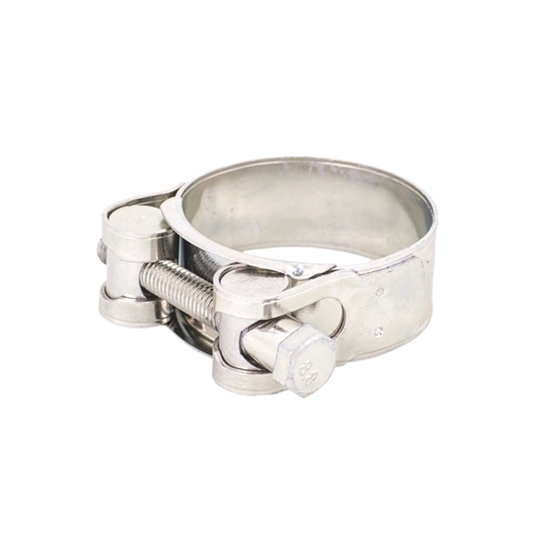 Picture of SS HEAVY DUTY STAINLESS STEEL CLAMPS 1""