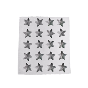 Picture of RUBBER MOLD STARS (20)