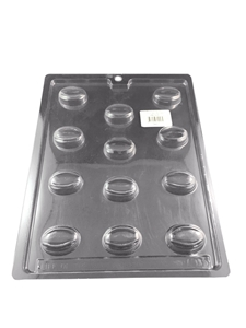 Picture of CHOCOLATE MOLD OVAL SHAPE