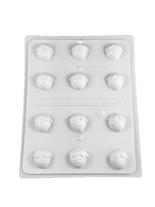 Picture of CANDY MOLD STRAWBERRIES (12)