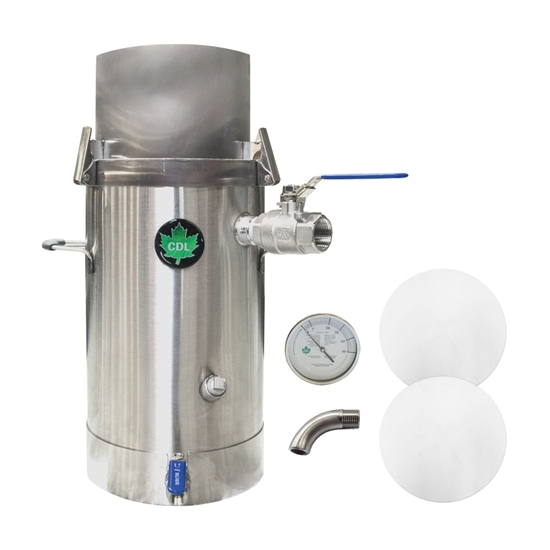 Picture of 9'' VACUUM FILTER PRESS AND ACCESSORIES