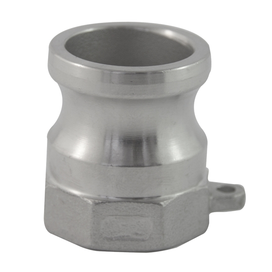 "Picture of SS QUICK COUPLING 1"" (A)"