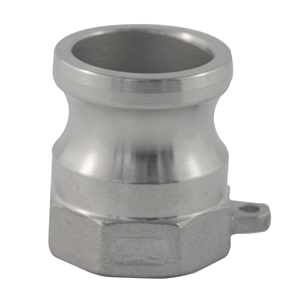 "Picture of SS QUICK COUPLING 1-1/4"" (A)"