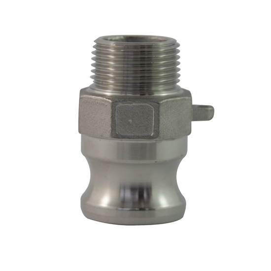 "Picture of SS QUICK COUPLING 1-1/2"" (F)"