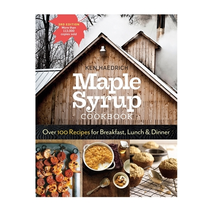 Picture of THE MAPLE SYRUP COOKBOOK 3RD EDITION