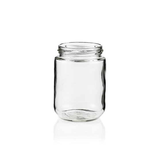 Picture of SHORT ROUND GLASS JAR