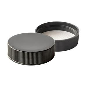 Picture of BOUCHON PLAST. NOIR 38-400 + DOUBLURE